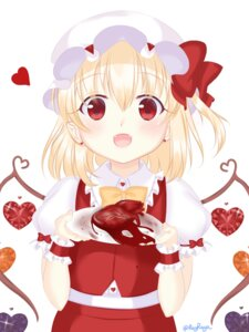 Rating: Safe Score: 7 Tags: blood flandre_scarlet rayrayo touhou wings User: HotRodd