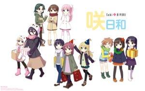 Rating: Questionable Score: 4 Tags: haramura_nodoka heels kiyoshi_saya megane miyanaga_saki miyanaga_teru pantyhose saki someya_mako thighhighs wallpaper User: Korino