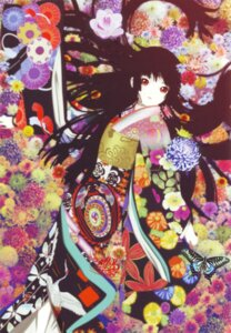 Rating: Safe Score: 9 Tags: enma_ai jigoku_shoujo jigoku_shoujo_mitsuganae screening User: charly_rozen