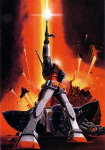 Rating: Safe Score: 3 Tags: gundam mecha mobile_suit_gundam okawara_kunio rx-78-2_gundam User: Radioactive