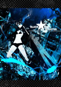 Rating: Safe Score: 18 Tags: bikini_top black_rock_shooter black_rock_shooter_(character) su_tanri vocaloid User: charunetra