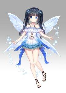 Rating: Safe Score: 32 Tags: dress fairy miyo_(user_zdsp7735) wings User: yanis