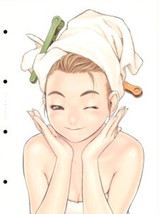 Rating: Safe Score: 6 Tags: range_murata towel User: Riven