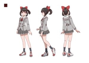 Rating: Safe Score: 11 Tags: akanesasu_shoujo character_design seifuku tsuchimiya_asuka User: saemonnokami
