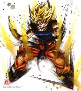 Rating: Safe Score: 18 Tags: dragon_ball male son_goku User: drop