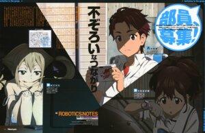 Rating: Safe Score: 10 Tags: robotics;notes senomiya_akiho takahashi_hideki yashio_kaito User: yd6137