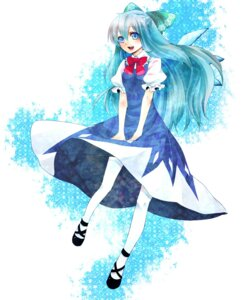 Rating: Safe Score: 7 Tags: cirno touhou yutazou User: Radioactive