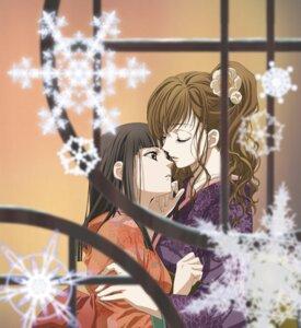 Rating: Safe Score: 13 Tags: kimono maria-sama_ga_miteru nakajima_atsuko nijou_noriko toudou_shimako yuri User: saemonnokami