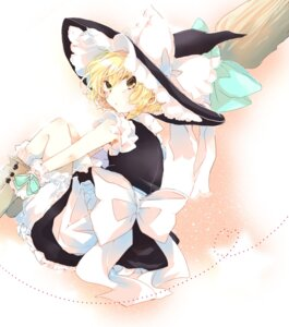 Rating: Safe Score: 8 Tags: kirisame_marisa popri touhou witch User: hobbito