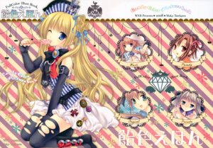 Rating: Safe Score: 32 Tags: lolita_fashion tatekawa_mako wnb User: midzki