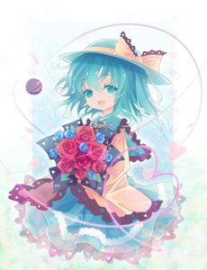 Rating: Safe Score: 13 Tags: curtain dress komeiji_koishi touhou User: Radioactive