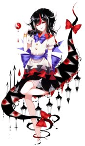 Rating: Safe Score: 14 Tags: blood horns kijin_seija sheya touhou User: Mr_GT