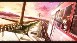 Rating: Safe Score: 35 Tags: landscape pomon_illust vocaloid User: KazukiNanako