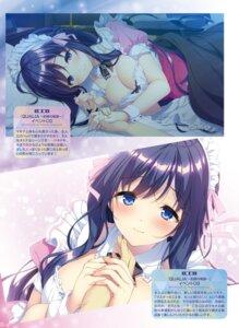 Rating: Questionable Score: 10 Tags: cleavage maid makina_(qualia_~yakusoku_no_kiseki~) qualia_~yakusoku_no_kiseki~ suzushiro_atsushi tagme User: Twinsenzw