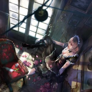 Rating: Safe Score: 32 Tags: cleavage gothic_lolita lolita_fashion sae_(revirth) User: blooregardo