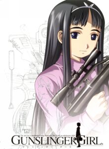 Rating: Safe Score: 5 Tags: angelica gunslinger_girl User: Radioactive