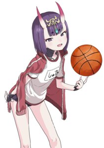 Rating: Safe Score: 29 Tags: basketball buruma fate/grand_order gym_uniform horns shuten_douji_(fate/grand_order) yamamoto_souichirou User: nphuongsun93