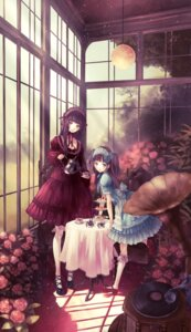 Rating: Safe Score: 49 Tags: dress lolita_fashion yasukura User: animeprincess