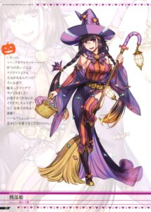 Rating: Questionable Score: 21 Tags: fate/grand_order halloween megane moriyama_daisuke osakabe-hime_(fate/grand_order) witch User: Nepcoheart