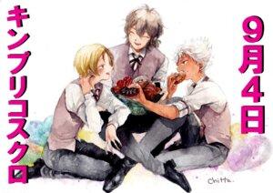 Rating: Safe Score: 3 Tags: hayami_hiro king_of_prism_by_pretty_rhythm male mihama_kouji misawa_hiroshi nishina_kazuki User: Radioactive