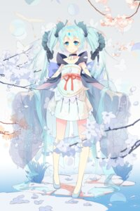 Rating: Safe Score: 43 Tags: bzerox dress hatsune_miku vocaloid User: zero|fade