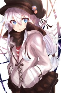Rating: Safe Score: 29 Tags: hibiki_(kancolle) kantai_collection ranf User: Mr_GT