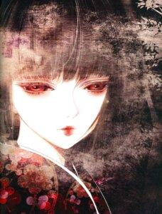 Rating: Safe Score: 22 Tags: enma_ai jigoku_shoujo kimono kiyohara_hiro User: Radioactive