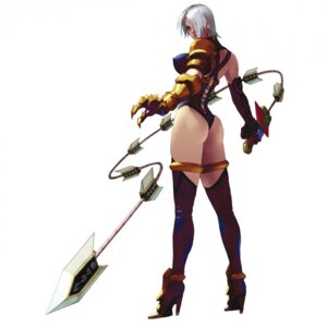 Rating: Questionable Score: 17 Tags: armor ass erect_nipples heels ivy_valentine kawano_takuji leotard namco soul_calibur soul_calibur_ii thighhighs thong weapon User: Radioactive
