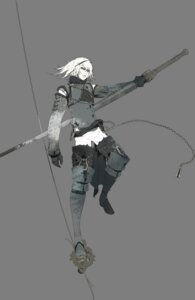 Rating: Safe Score: 9 Tags: d.k male nier transparent_png User: 落油Я