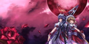 Rating: Safe Score: 17 Tags: 2d 4hands flandre_scarlet remilia_scarlet touhou User: yumichi-sama