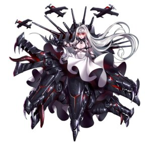 Rating: Questionable Score: 34 Tags: battleship_girl cleavage dress mecha_musume quuni User: Radioactive