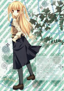 Rating: Safe Score: 17 Tags: maria_holic shidou_mariya trap wnb yuena_setsu User: midzki