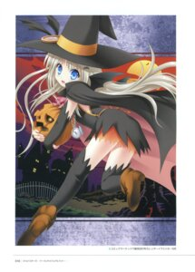 Rating: Safe Score: 13 Tags: halloween key little_busters! na-ga noumi_kudryavka thighhighs witch User: admin2