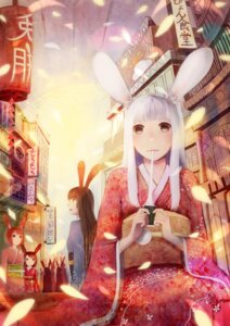 Rating: Safe Score: 7 Tags: animal_ears bunny_ears sakimori yukata User: MyNameIs