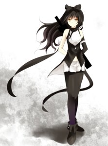 Rating: Safe Score: 34 Tags: blake_belladonna rwby ryo_neko User: zero|fade