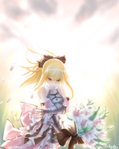 Rating: Safe Score: 12 Tags: fate/stay_night saber saber_lily ysrandy User: charunetra