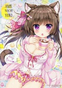 Rating: Safe Score: 43 Tags: ame_to_yuki animal_ears cleavage nekomimi tagme tail User: kiyoe