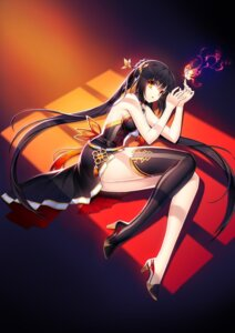 Rating: Questionable Score: 91 Tags: ara_haan ass dress elsword heels tagme thighhighs User: h71337