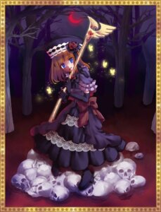 Rating: Safe Score: 8 Tags: eva_beatrice kizuna umineko_no_naku_koro_ni User: 洛井夏石