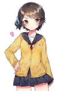 Rating: Safe Score: 39 Tags: ichihaya seifuku sweater User: Twinsenzw