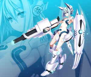 Rating: Questionable Score: 33 Tags: android_(heroine_carnival) gun heroine_carnival mecha_musume naked riv User: fairyren