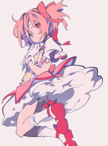 Rating: Safe Score: 27 Tags: dress kaname_madoka mochizuki_kei puella_magi_madoka_magica skirt_lift tagme User: Radioactive