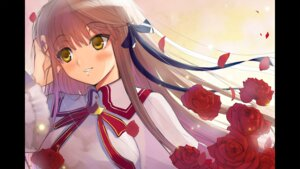 Rating: Safe Score: 22 Tags: hareno_chiame rewrite seifuku senri_akane User: Radioactive
