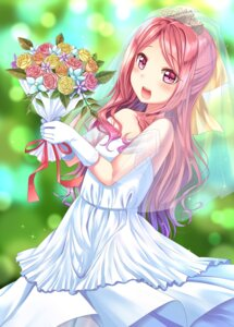 Rating: Safe Score: 31 Tags: dress gurande kamikaze_(kancolle) kantai_collection wedding_dress User: Mr_GT