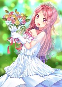 Rating: Safe Score: 28 Tags: dress gurande kamikaze_(kancolle) kantai_collection wedding_dress User: Mr_GT