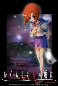 Rating: Safe Score: 8 Tags: higurashi_no_naku_koro_ni ryuuguu_rena seifuku skirt_lift tagme weapon User: saemonnokami
