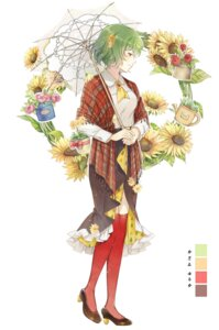 Rating: Safe Score: 27 Tags: ekita_gen heels kazami_yuuka thighhighs touhou umbrella User: Radioactive