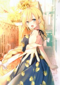 Rating: Safe Score: 58 Tags: alicesyndrome* dress toosaka_asagi User: Nepcoheart