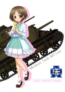 Rating: Safe Score: 11 Tags: dress girls_und_panzer heels maruyama_saki see_through tagme User: drop
