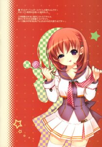Rating: Safe Score: 14 Tags: dmyo haruse_uta seifuku snow_ring sugar+spice User: petopeto